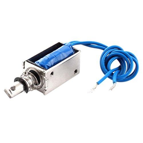 10mm Streich 5N Force Zieher Offener Rahmen Solenoid Elektromagnet DC12V