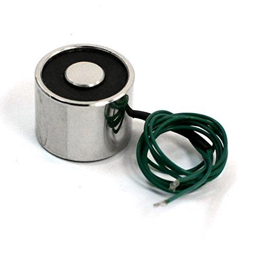 12V 0,24A 2,5KG Elektro-Lasthebemagnet Elektromagnet Magnetspule 20x 15mm