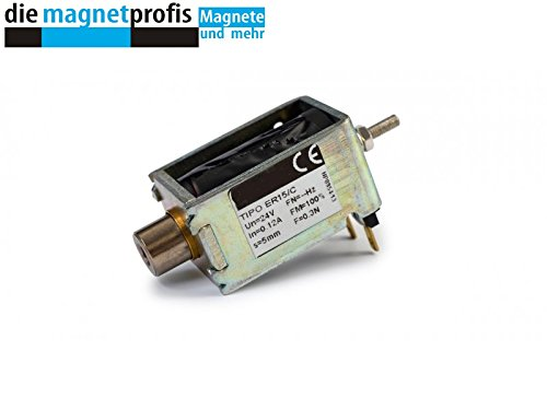 EDMER50-15/C Hubmagnet, Elektromagnet