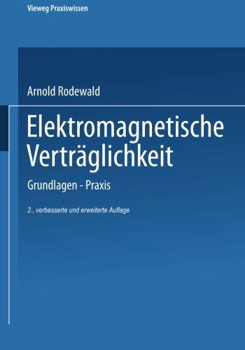 Elektromagnetische Verträglichkeit (Vieweg Praxiswissen)