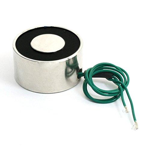 sourcingmap® 12V 0.36A 18Kg Elektrik Hebung Magnet Elektromagnet Magnetspule 34x18mm