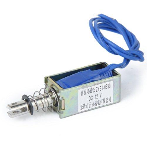 Ziehen Typ Offen Rahmen Solenoid Elektromagneten ZYE1-0530