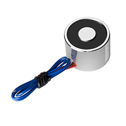 sourcingmap® 12V DC 100N 0,18LB Elektrischer Hubmagnet Elektromagnet